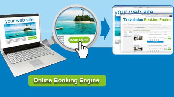 Sử dụng phần mềm Tour Booking Engine